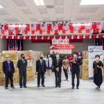 舊金山灣區台灣商會 捐贈100萬口罩